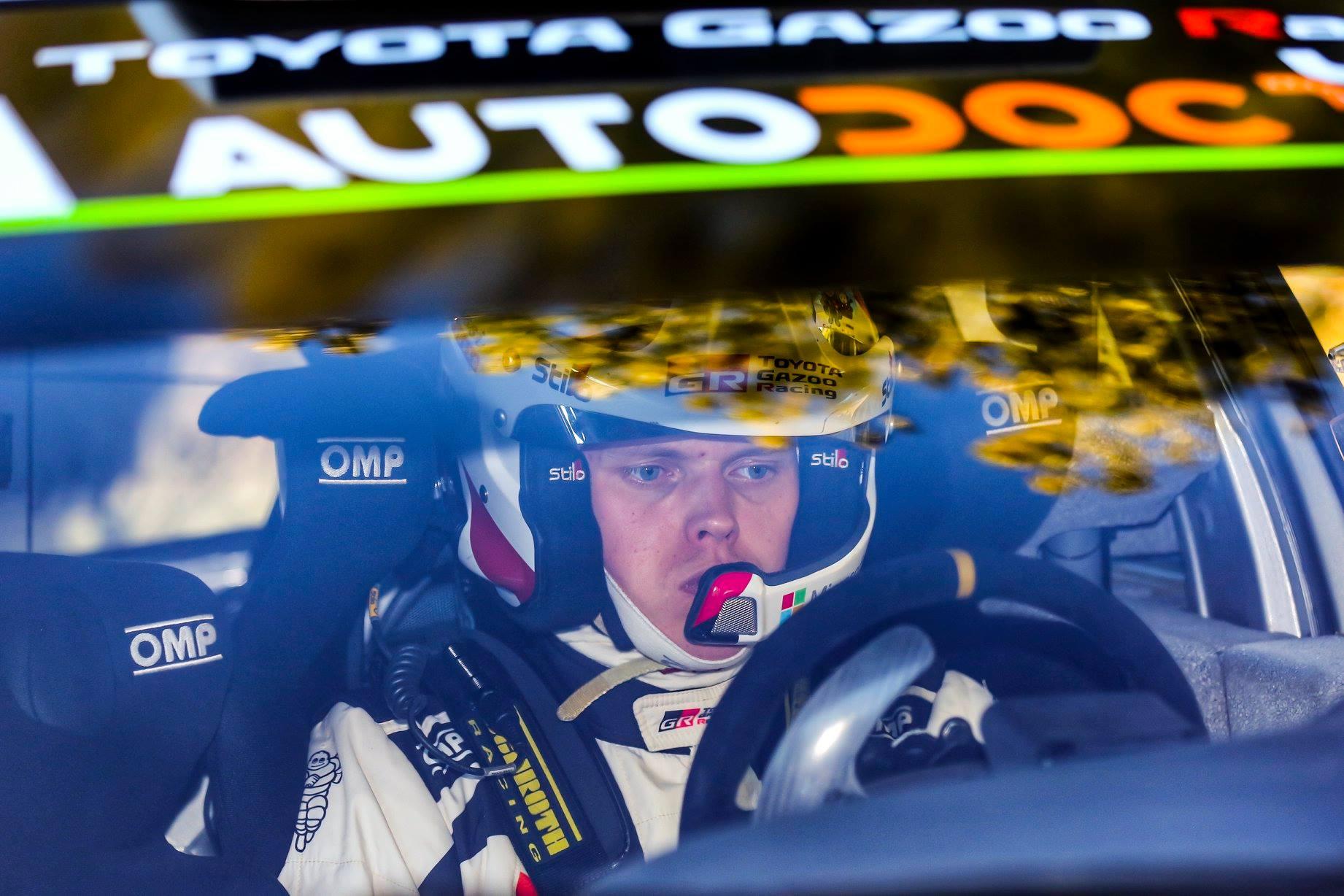 źródło: fb/Toyota Gazoo Racing WRC