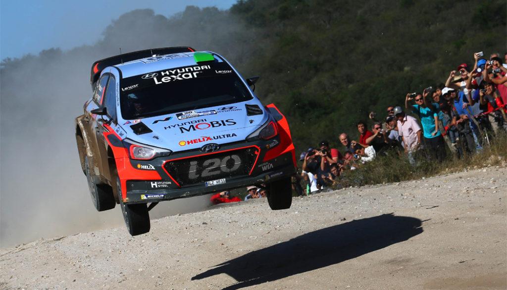 FIA WORLD RALLY CHAMPIONSHIP 2016 - WRC ARGENTINA