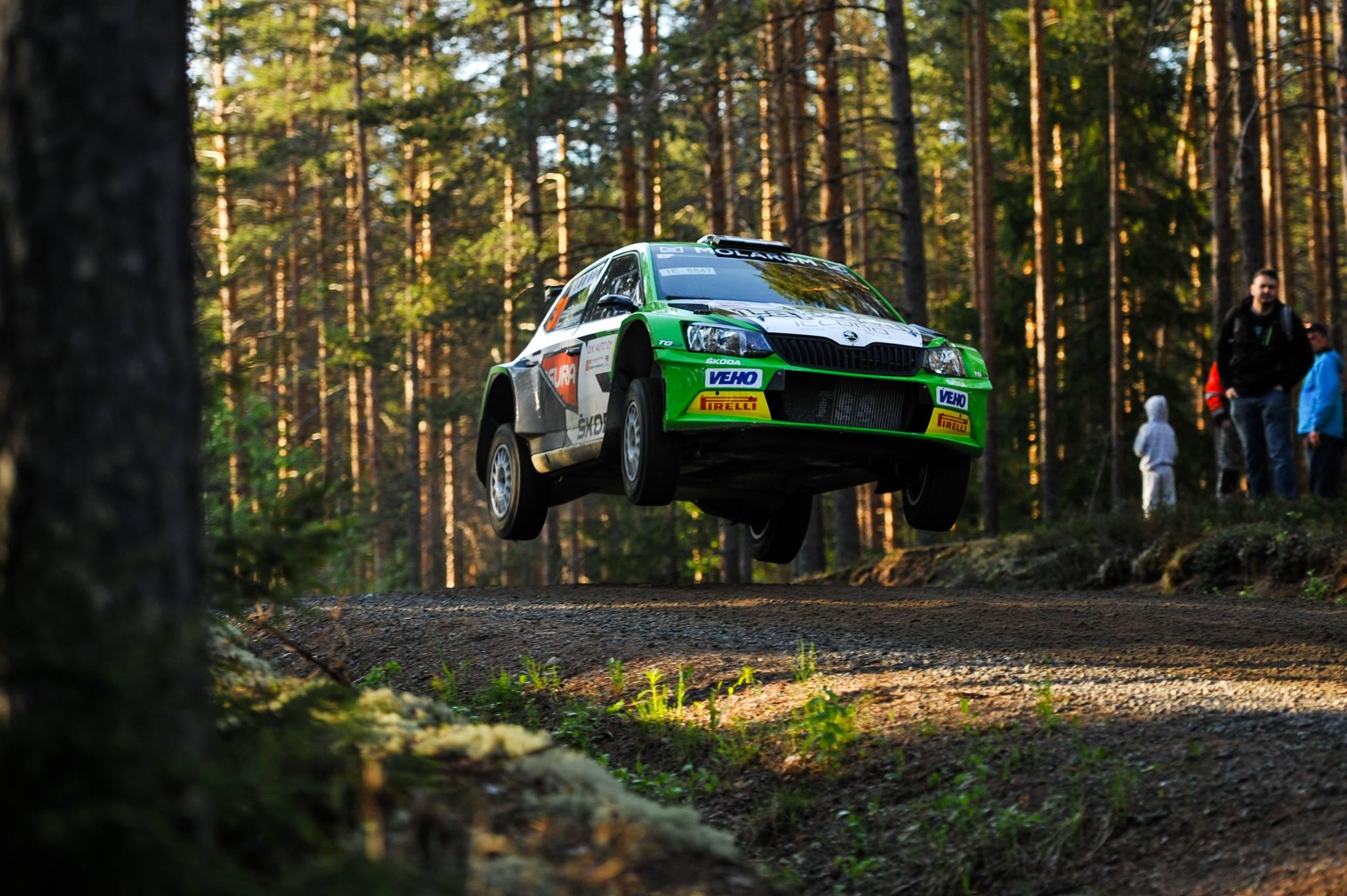 fb/Eerik Pietarinen  |  Na zdjęciu obecny Mistrz Finlandii - Eerik Pietarinen
