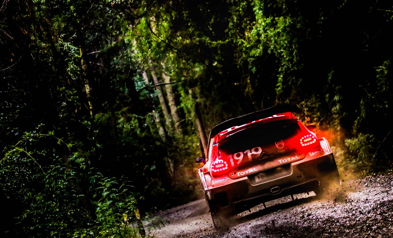 źródło: fb/Citroen Racing