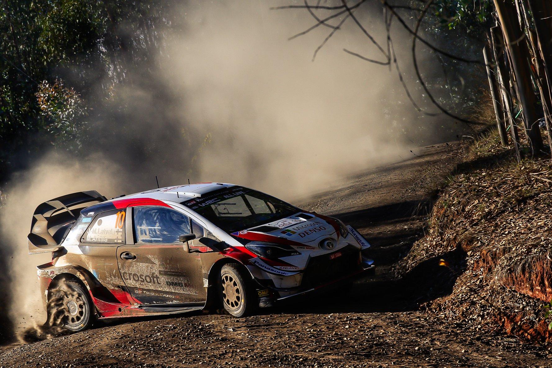 źródło: fb/Toyota Gazoo Racing