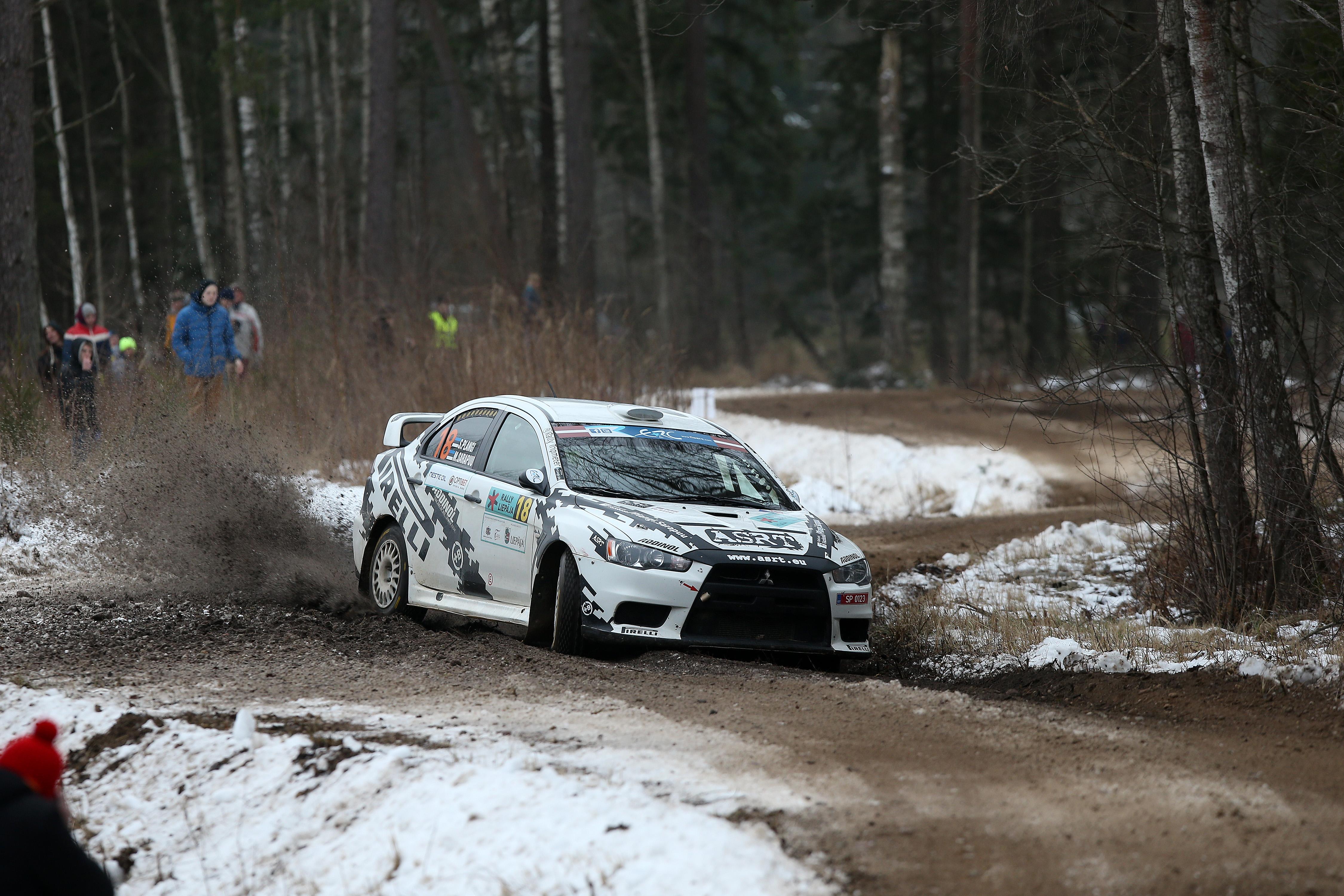 źródło: fia.com  |  Jeszcze nie tak dawno, w Lipawie ścigaliśmy się po śniegu