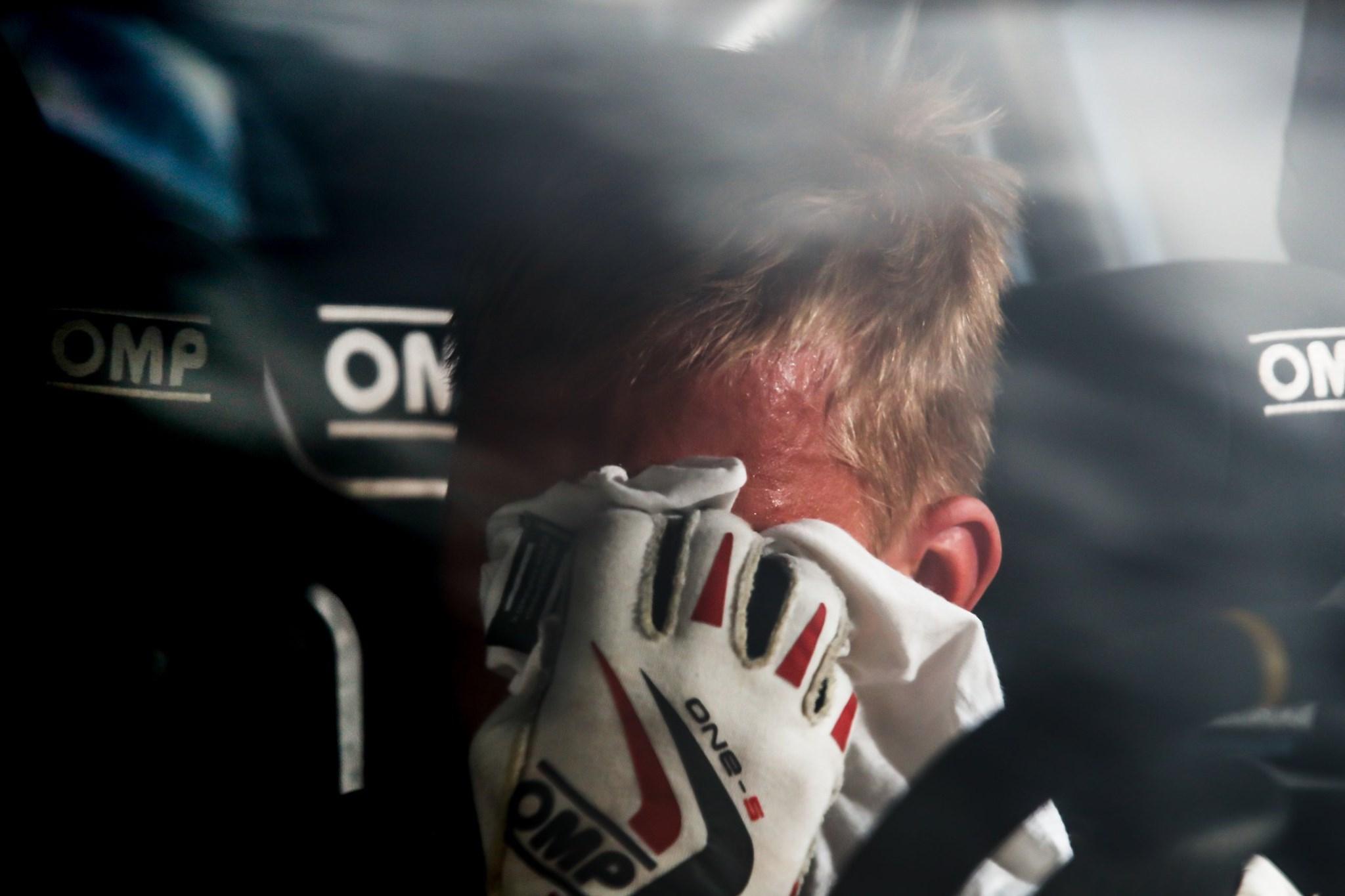 źródło: Toyota Gazoo Racing WRC  |  Ott Tanak na mecie rajdu
