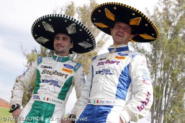 źródło: RACE@MOTION  |  Gigi i Giovanni przed Rajdem Meksyku