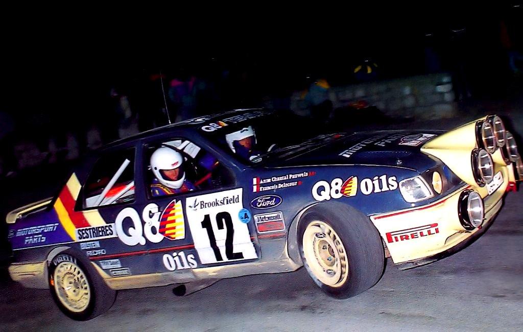 źródło: Ford | Delecour zaskoczył wszystkich swoim tempem podczas Monte-Carlo