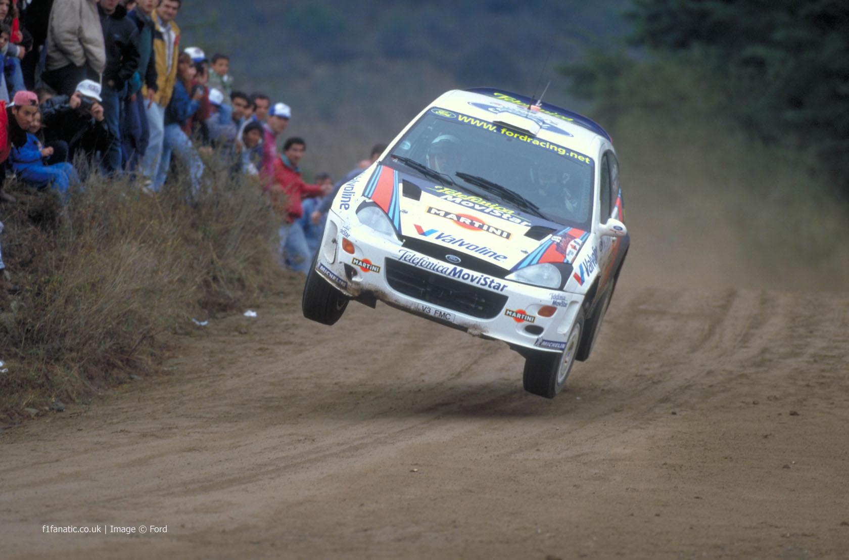 źródło: racefans.net  |  Colin w Argentynie w 2000 roku