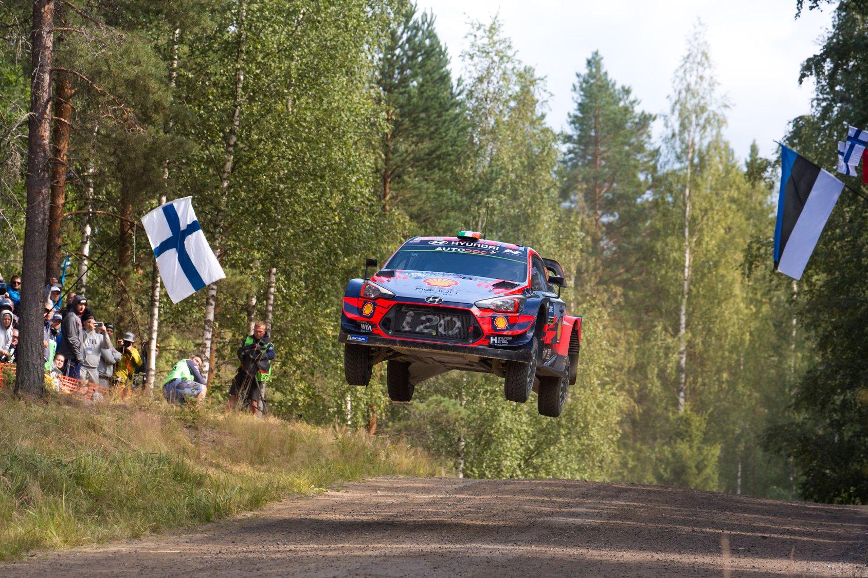 źródło: Hyundai Motorsport | Breen zaliczył imponujący powrót do WRC