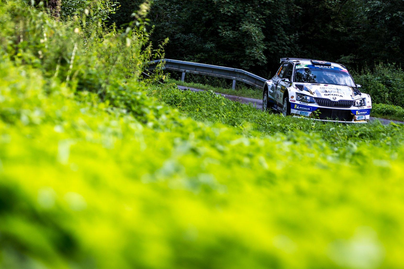 źródło: FIA ERC | Filip Mares wywalczył przed swoimi kibicami tytuł