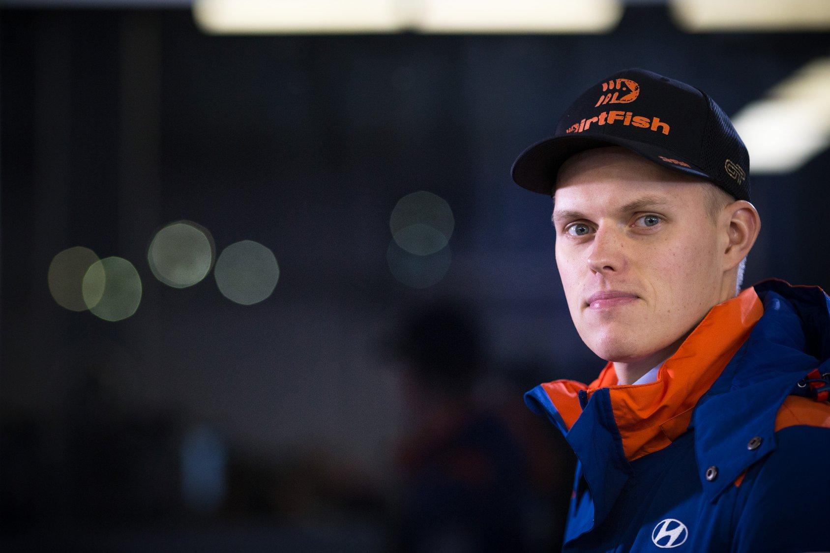 źródło: Hyundai Motorsport | Tanak musi zrehabilitować się po nieudanym Rajdzie Monte-Carlo