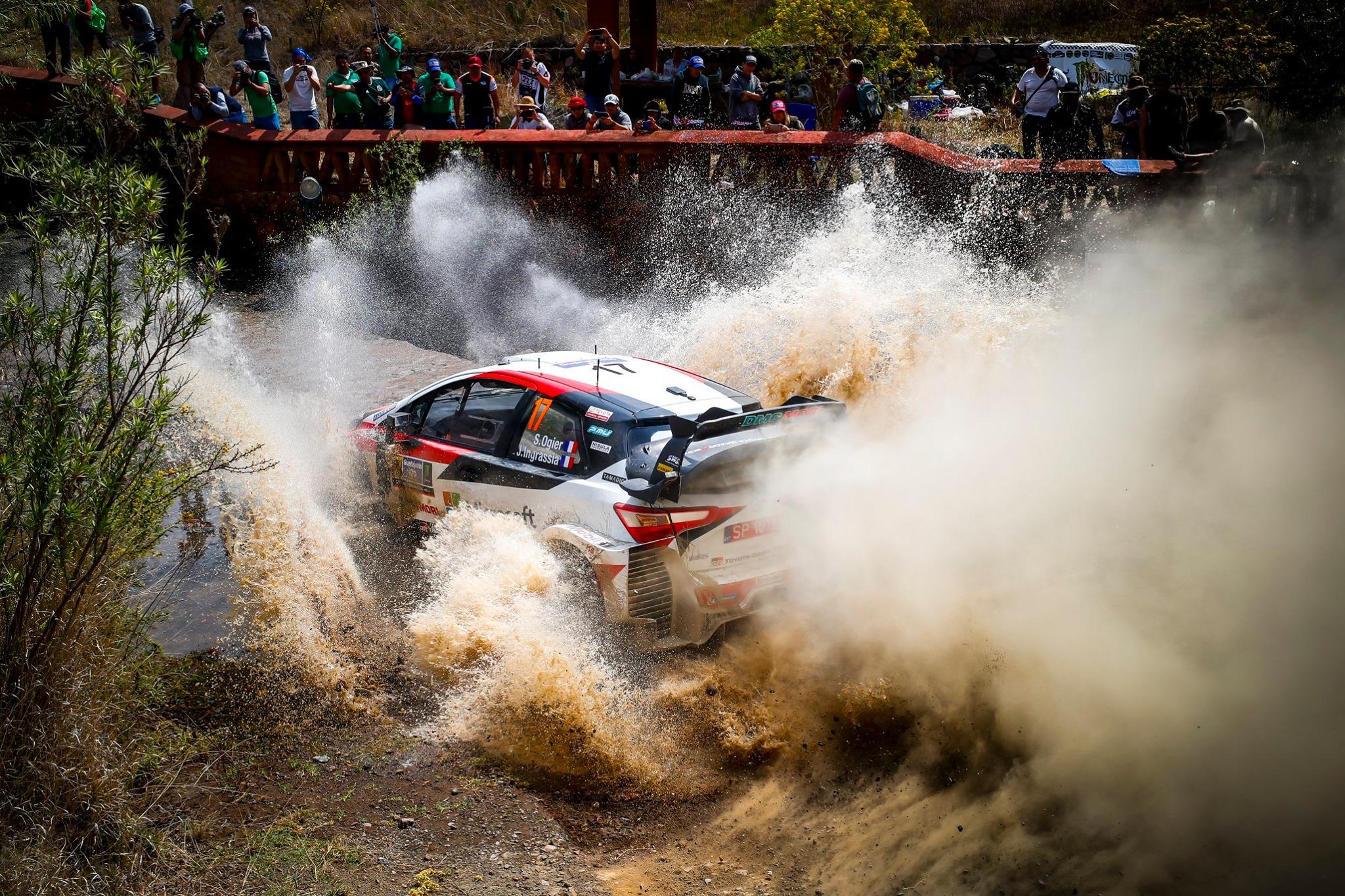 źródło: Toyota Gazoo Racing WRC