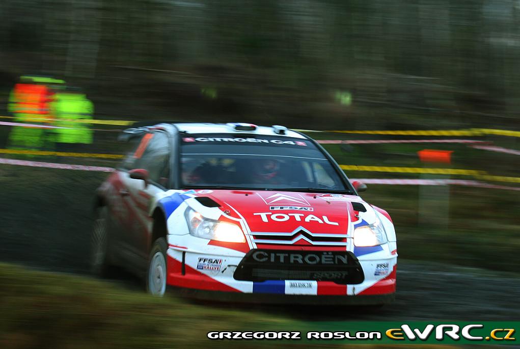 źródło: ewrc.cz | Sebastien Ogier zaliczył jeden z najlepszych debiutów w historii WRC