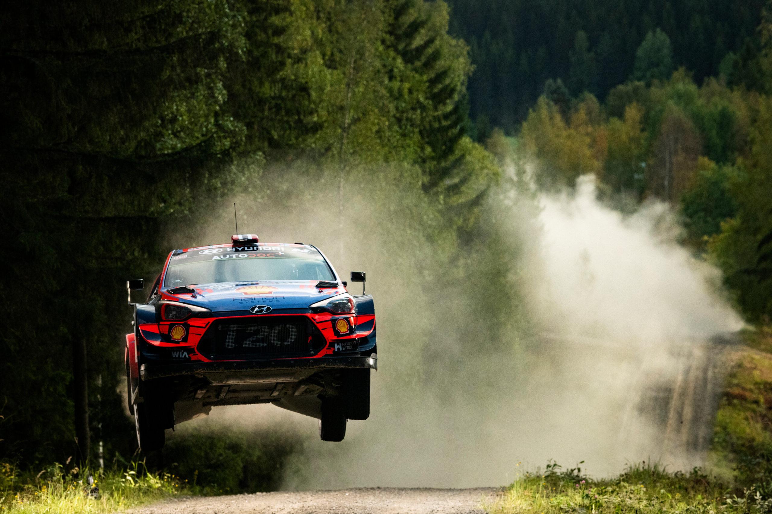 źródło: Red Bull Content Pool | Prawdopodobnie to Rajd Finlandii będzie areną powrotu WRC