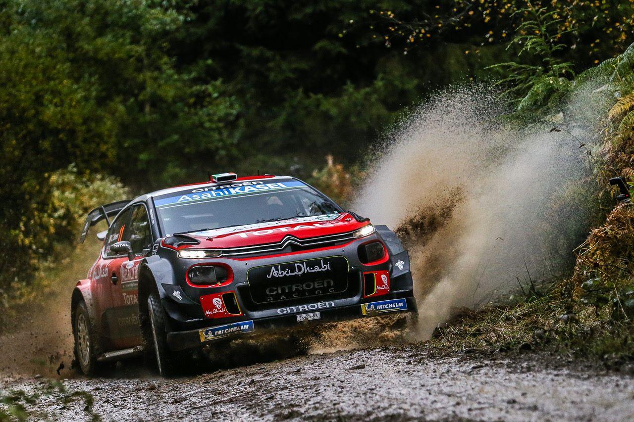 źródło: Citroen Racing | C3 WRC nigdy nie osiągnął swojego pełnego potencjału