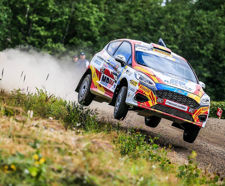 źródło: Junior WRC | Aktualny Mistrz Świata Juniorów, ma nadzieję na więcej szczęścia niż jego brat