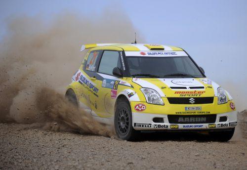 źródło: automobilsport.com | Burkart zdobył tytuł nieco za późno by zrobić karierę w WRC