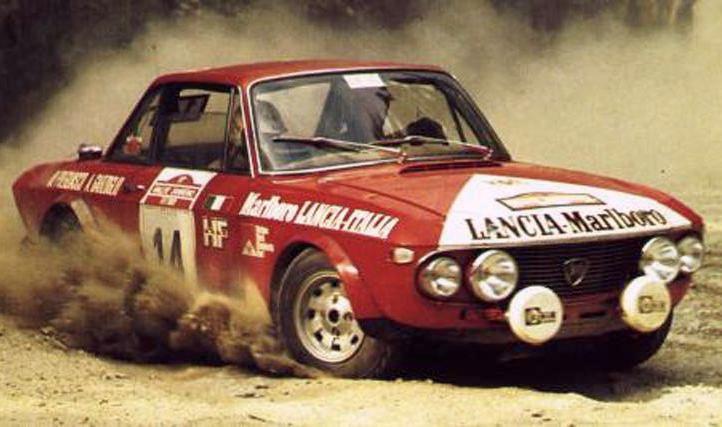 źródło: Project Lancia | Fulvia HF w pełnej chwale