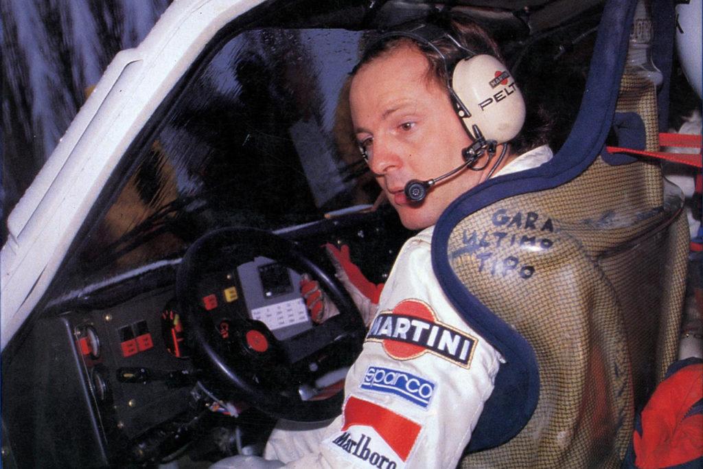 źródło: Motorsport Motorline | Biasion zasłynął występami w barwach Lancii
