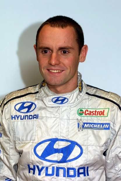 źródło: interia.pl | Tomasz Kuchar ogłoszony jako kierowca Hyundaia