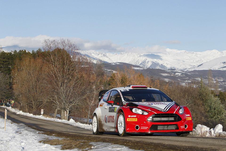 źrodło: BRC | Kubica w swoim ostatnim występie w WRC