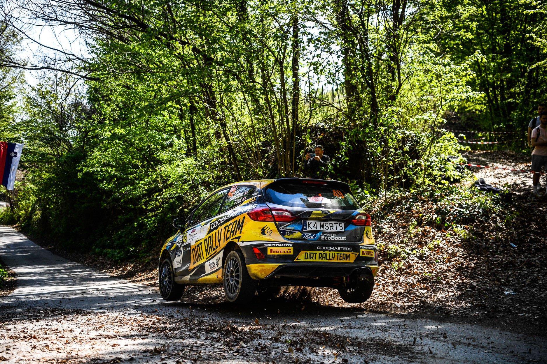 źródło: FIA Junior WRC