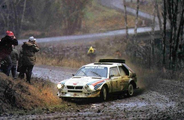 autor: McKlein Photography | To właśnie na Olympus Rally w 1986 roku swój żywot zakończyła Grupa B
